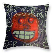 The Solution Throw Pillow