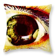 The Soul Throw Pillow