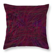 The Speed Of Infinity Throw Pillow
