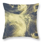 The Spiders Torture Chamber Throw Pillow