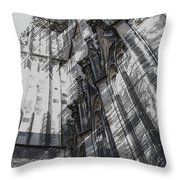A Reach To Heaven Throw Pillow