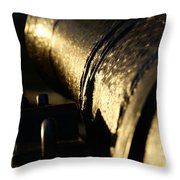 The Splendor Of Antiquity Throw Pillow