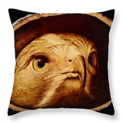 The Spotter Throw Pillow