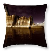 The Star Of Bethlehem Throw Pillow