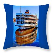 The Ste Claire Throw Pillow