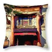 The Sterling Wilkes Barre  Throw Pillow