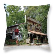 The Story Inn 1 Throw Pillow