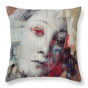The Story Inyour Eyes  Throw Pillow