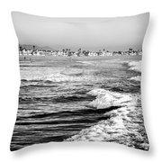 The Strand Throw Pillow