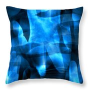 The Strength To Hold Your Own Self Together  Throw Pillow