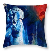 The Sweeper Throw Pillow