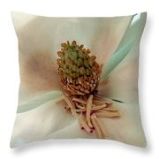 The Sweetest Magnolia Throw Pillow