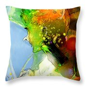 The Sweeties 01 Throw Pillow
