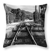 The Switch Throw Pillow