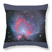 The Sword Of Orion Throw Pillow