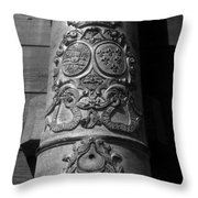 The Symbol Of Empire Throw Pillow
