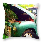 The Tafft Co. Throw Pillow