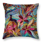 The Tales Of One Thousand And One Nights Throw Pillow