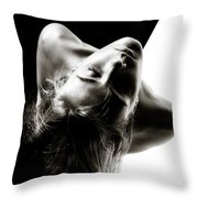 The Terminator Project Throw Pillow
