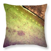 The Things We Forget To Look At Throw Pillow