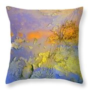 The Things We No Longer Find Beautiful Throw Pillow
