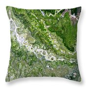 The Third Day Throw Pillow