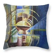 The Third Eye Throw Pillow