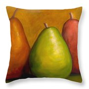 The Three Amigos Throw Pillow