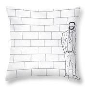 The Topic  Throw Pillow