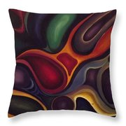 The Toy Department Throw Pillow