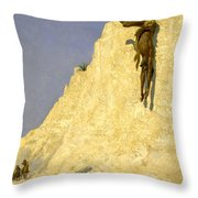 The Transgressor Throw Pillow