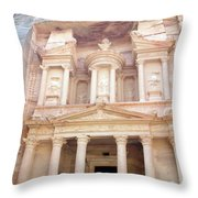 The Treasury - Jordan Throw Pillow