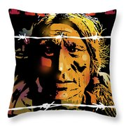 The Treaty Throw Pillow