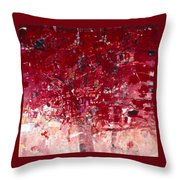 The Tree Crown Throw Pillow