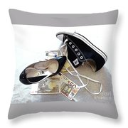The Tribute. Throw Pillow