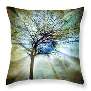 The Truth Of Trees Throw Pillow