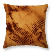 The Tulip Throw Pillow
