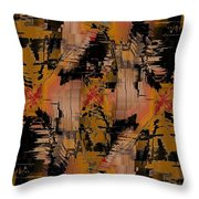 The Turmoil Within Throw Pillow