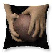 The Twelve Gifts Of Birth - Strength 2 Throw Pillow