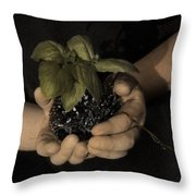 The Twelve Gifts Of Birth - Talent 2 Throw Pillow