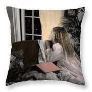 The Twelve Gifts Of Birth - Wisdom 1 Throw Pillow
