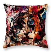The Twilight Zone Throw Pillow