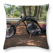 The Ugly One Throw Pillow