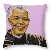 The Ultimate Male Feminist Throw Pillow