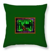 the understanding of dark matter from young to old... will that make you a divine Buddhist? Throw Pillow