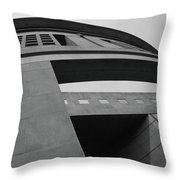 The United States Holocaust Memorial Museum Throw Pillow