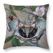 The Universe Within Throw Pillow