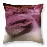 The Unmoveable  Throw Pillow