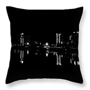 The Upside Down Throw Pillow