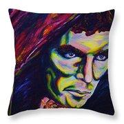 The Vampire Lestat Throw Pillow